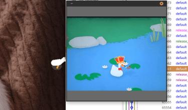 Untitled Goose Game But Desktop Goose Brings Me Memes