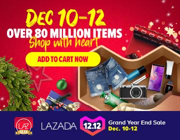 Mega Campaign: Preview Of Deals for 12.12 Grand Year End Sale