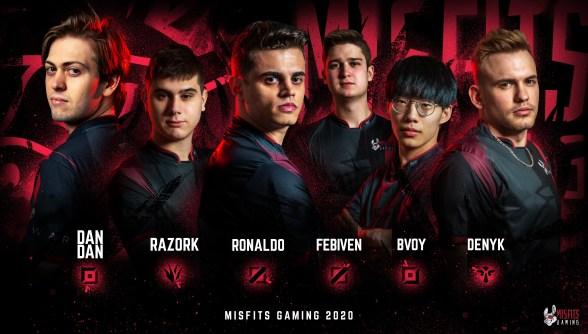 Misfits-Roster