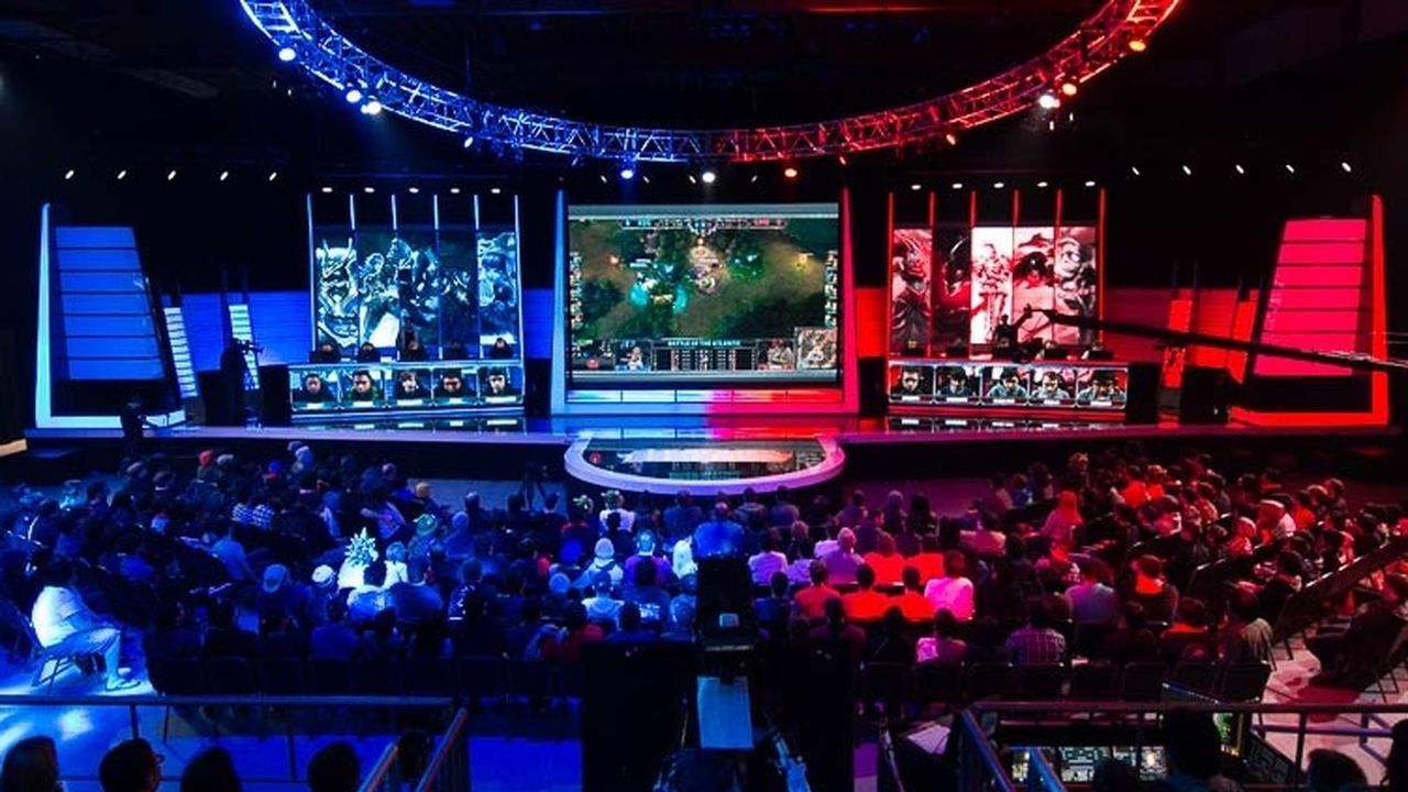 Esports - Esempio torneo League of Legends