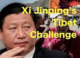 Xi Jinping's Tibet Challenge