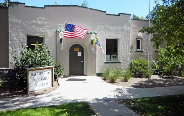 Sallows Military Museum