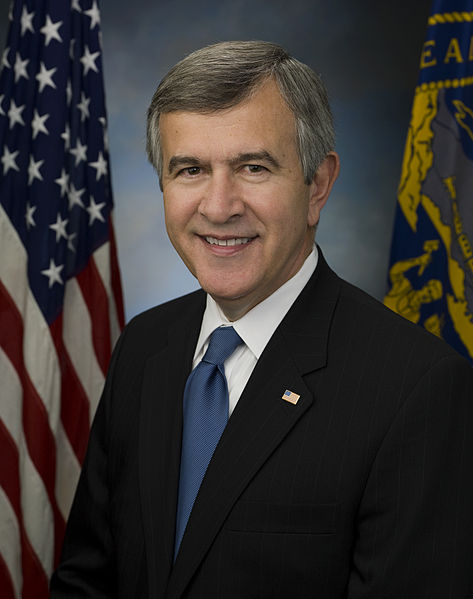 Senator Mike Johanns - He gets some hosannas for responding to letters in a timely and complete way.