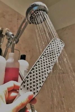 Sportsheets' Sex in the Shower Silicone Slapper in my shower