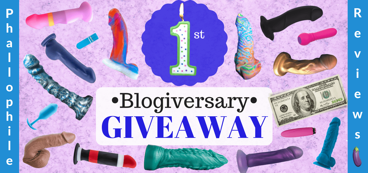 First Blogiversary Sex Toy Giveaway!!!