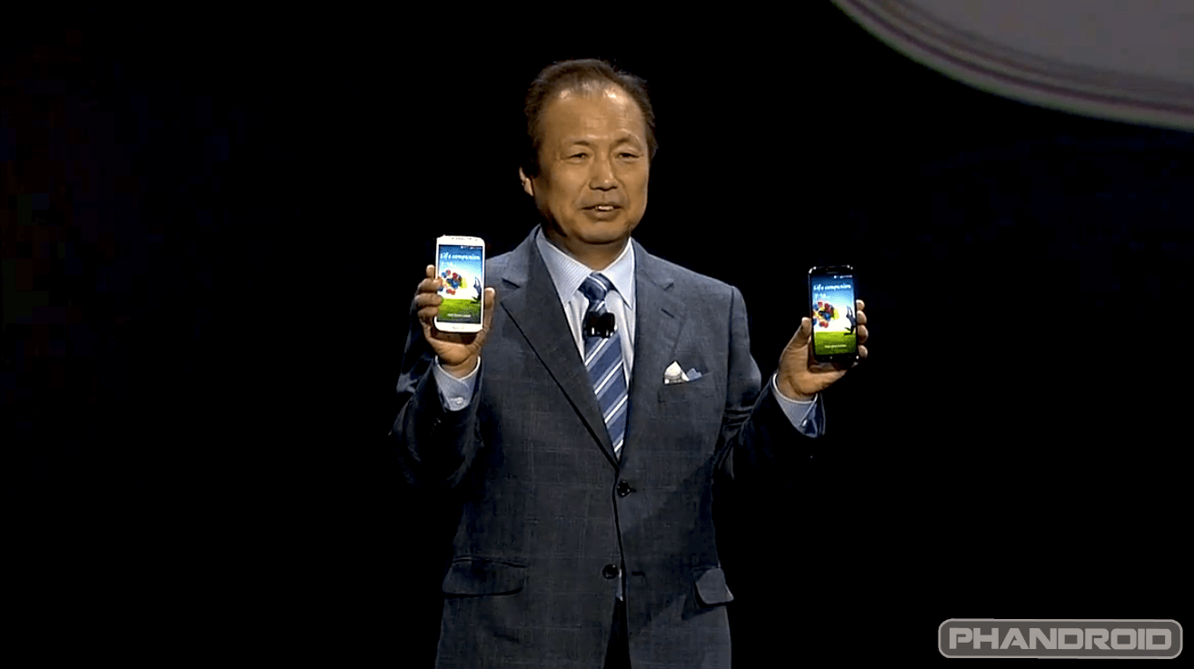 SGS4 unveiled