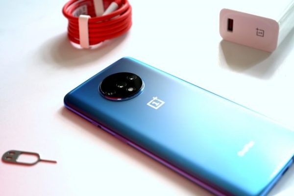 OnePlus 7T unboxing
