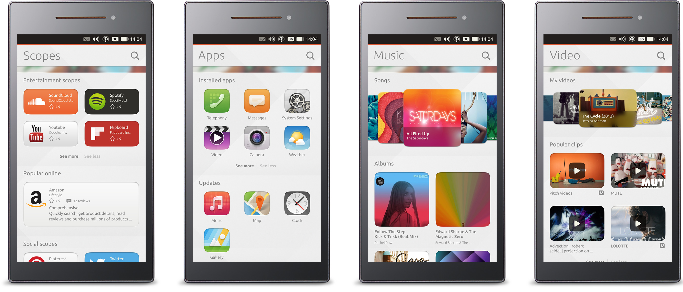 First Hardware Partners For Ubuntu Touch OS Announced