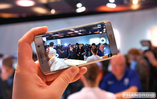 Fotocamera Samsung Galaxy S6 bordo DSC08457