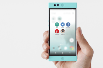 Image result for dual front facing speakers phone nextbit