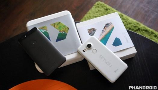 Nexus 5X 6P box DSC00180