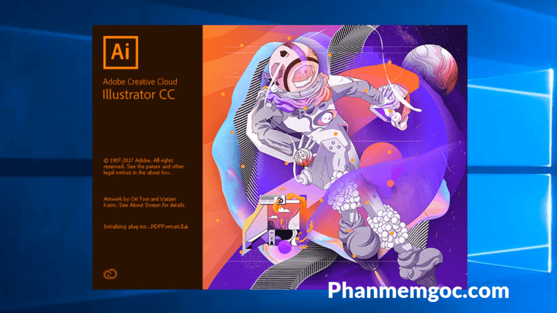 Tải Adobe Illustrator CC 2018 Portable