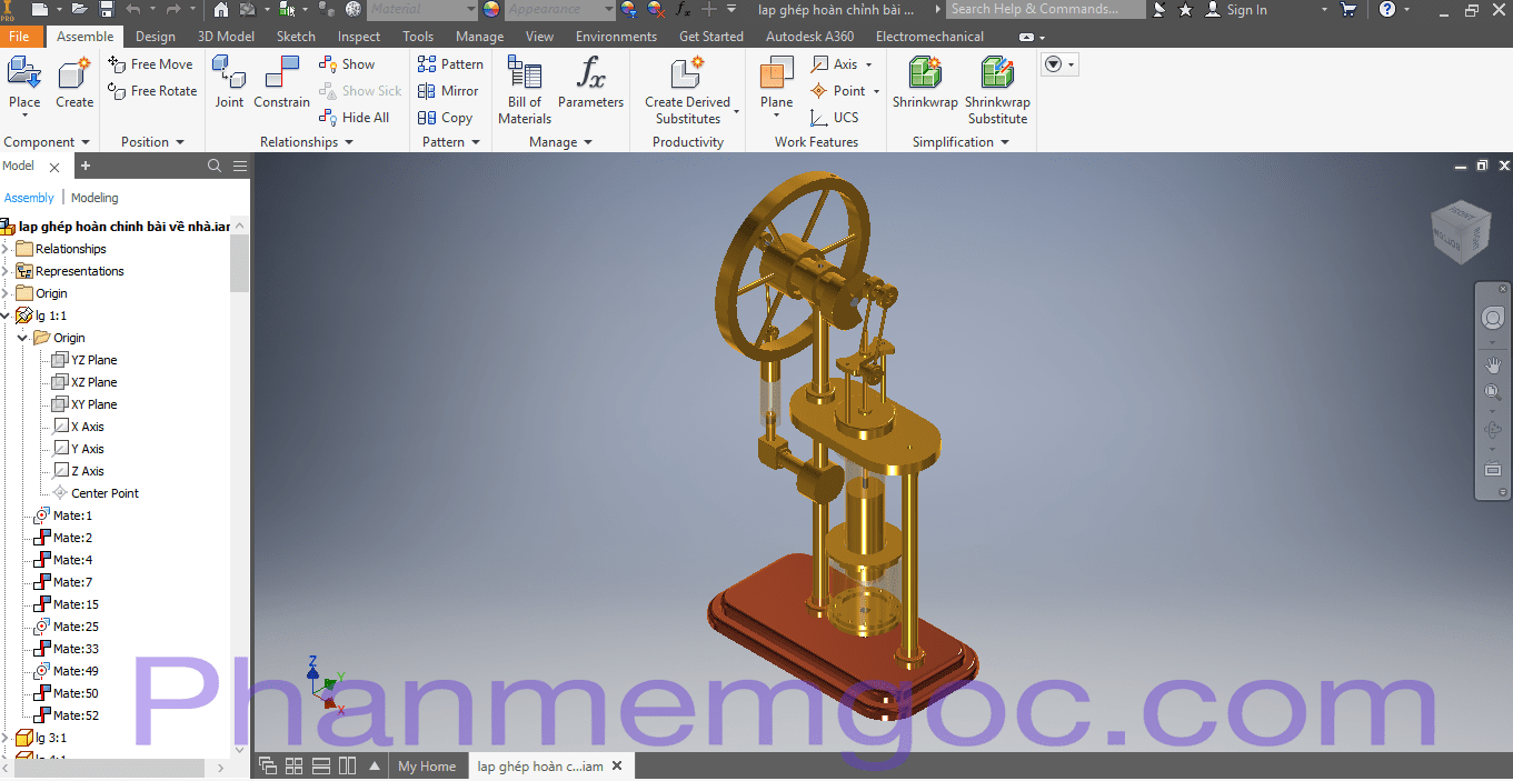 Download Autodesk Inventor Professional 2018 Full Crack Link Google Drive