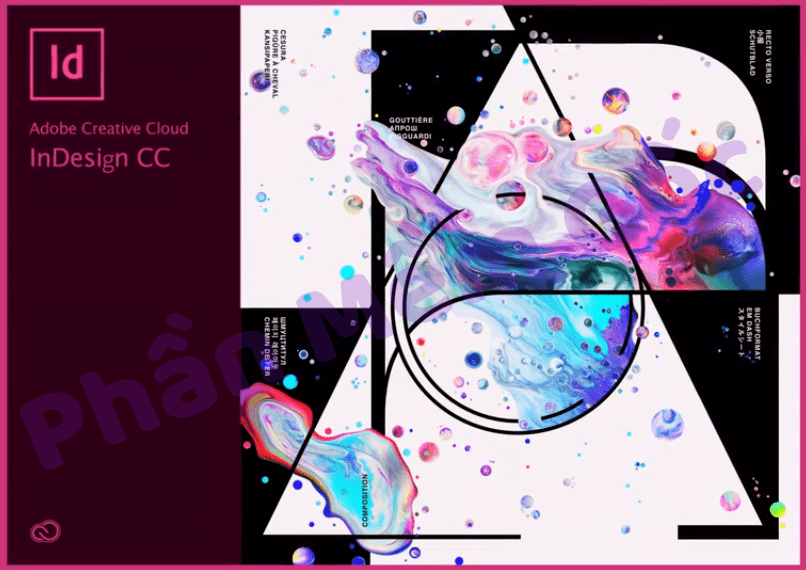 Download Adobe InDesign CC 2019 Crack Link Google Drive+Hướng Dẫn