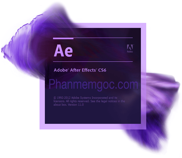 Download Adobe After Effects CS6 Full Crack Link Google Drive - Hướng Dẫn Cài Đặt 010-min