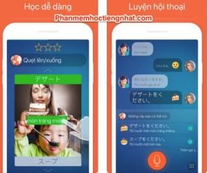 App Học Tiếng Nhật – Mondly bài bản khoa học từ cơ bản đến nâng cao 1
