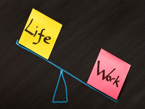 Làm sao để cân bằng giữa đam mê vào công việc