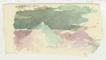 Anatar World - Mountain Watercolor