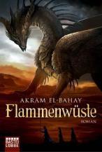 Flammenwüste © Bastei-Lübbe