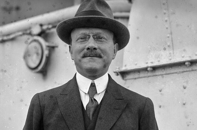 André-Gustave Citroën, en una imagen de archivo.