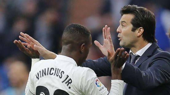 Real Madrid – La Liga: Real Madrid reap patience with Vinicius Jr.