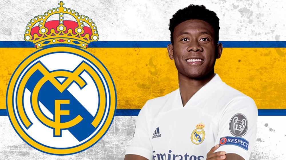 Official: Real Madrid sign David Alaba