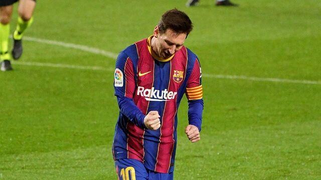 Lionel Messi (Barcelona): 76 million euros