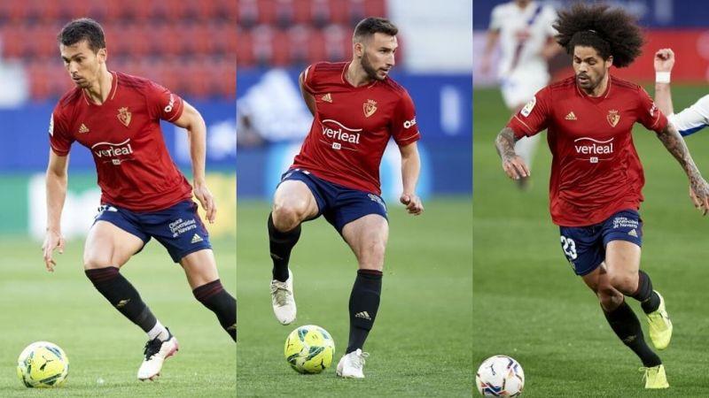 Osasuna: Osasuna no negociará por sus jugadores   Marca