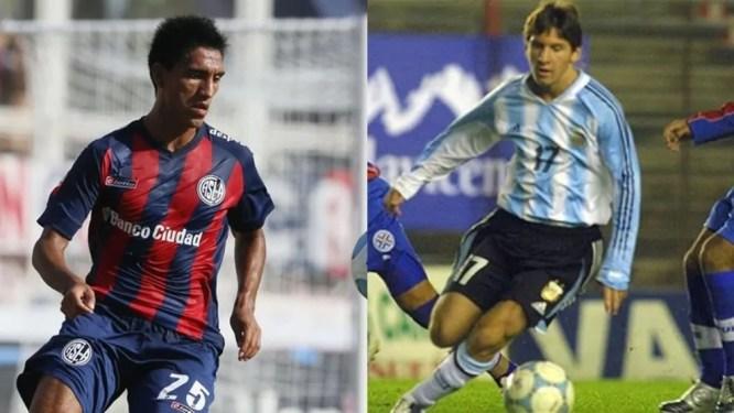 FC Barcelona - La Liga: Pablo Alvarado: The man who owes Messi 50 dollars almost two decades later   Marca