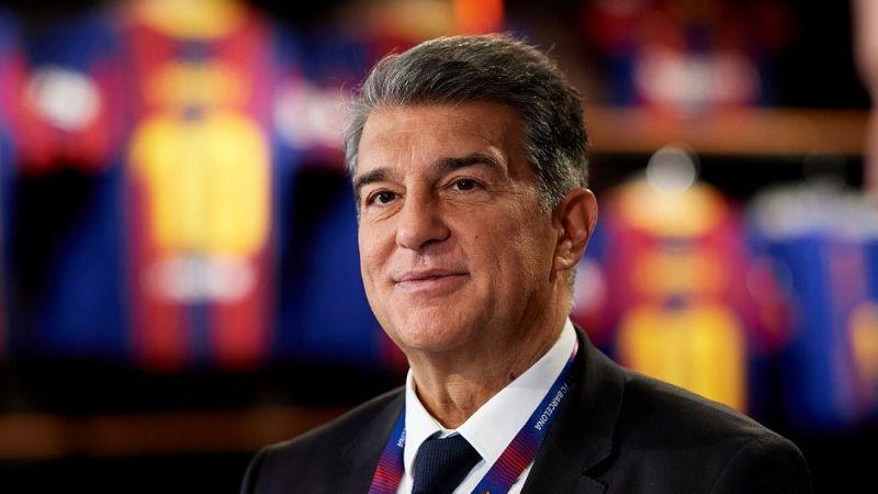 Athletic - Barcelona/Final Copa del Rey: Joan Laporta: un regreso al Barça  por todo lo alto | Marca