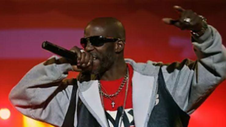 El rapero DMX, en estado vegetativo tras sufrir una sobredosis.