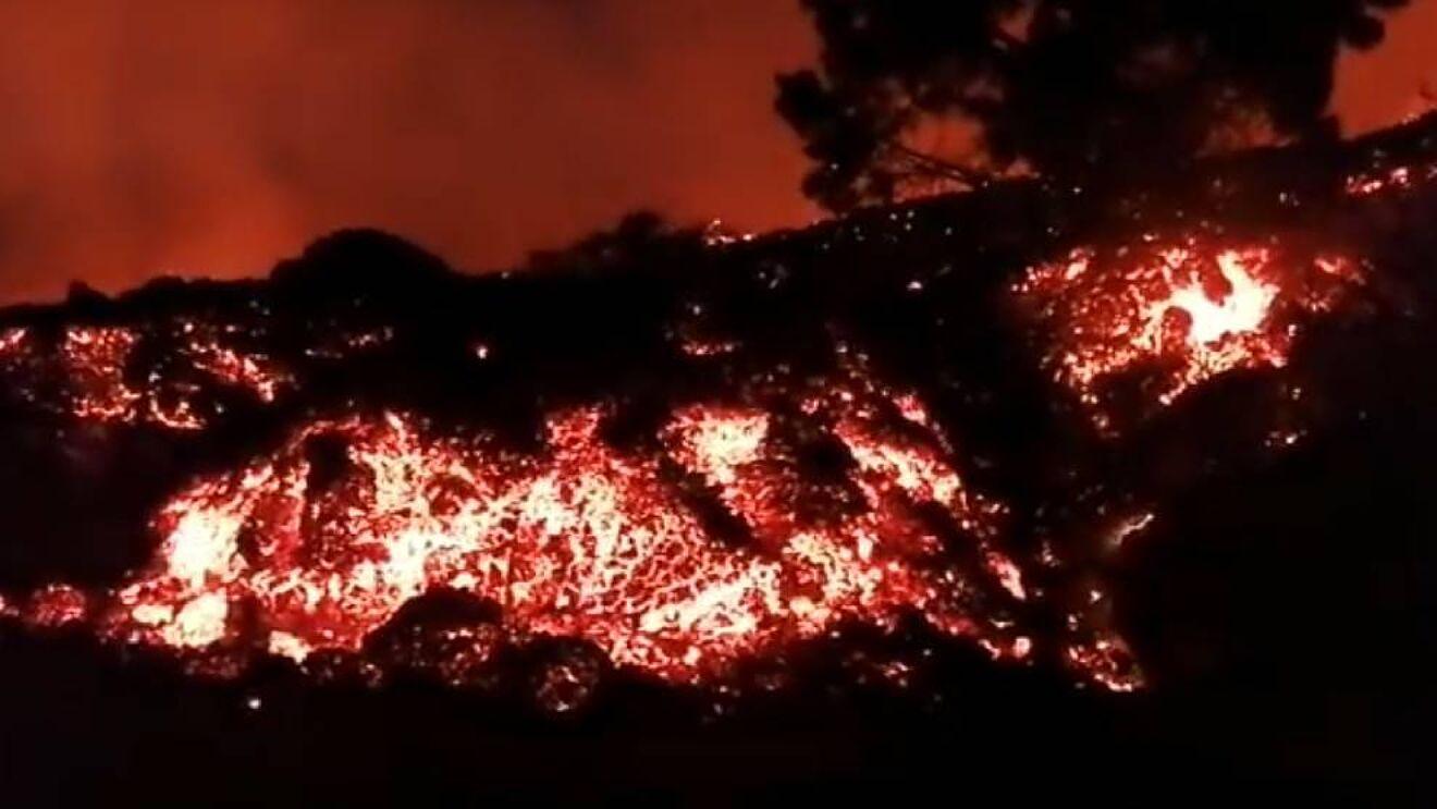 Erupción del volcán de La Palma en directo | Marca