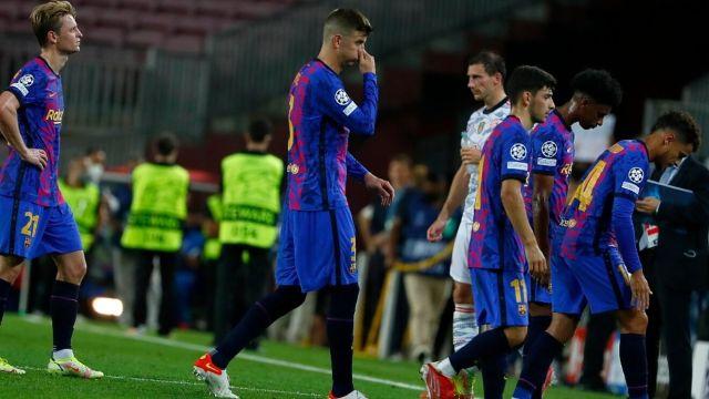 Barcelona Champions League Bayern Munich