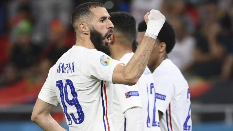 Portugal - Francia | Eurocopa: Benzema rompe una sequía de 2.085 días sin  marcar con Francia | Marca