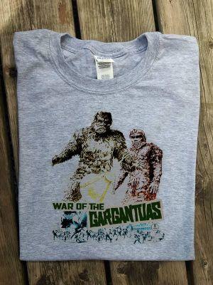 MONS001 War Of The Gargantuas