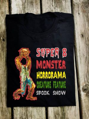 FLM009 Super 8 Horror
