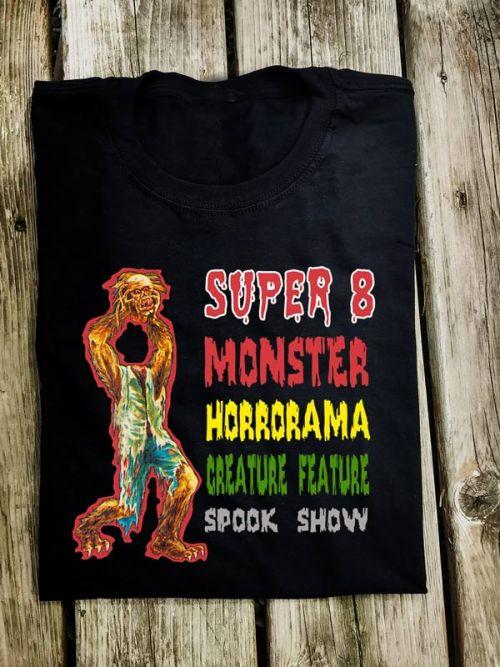 FLM009 Super 8 Horror