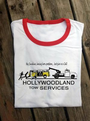 NELS008-Hollywoodland Tow Services Sunshine