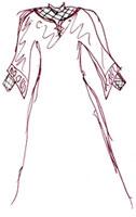 Alyah's last costume design