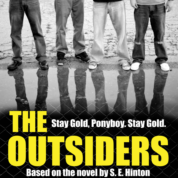 The outsiders 2019 Logo 600x600