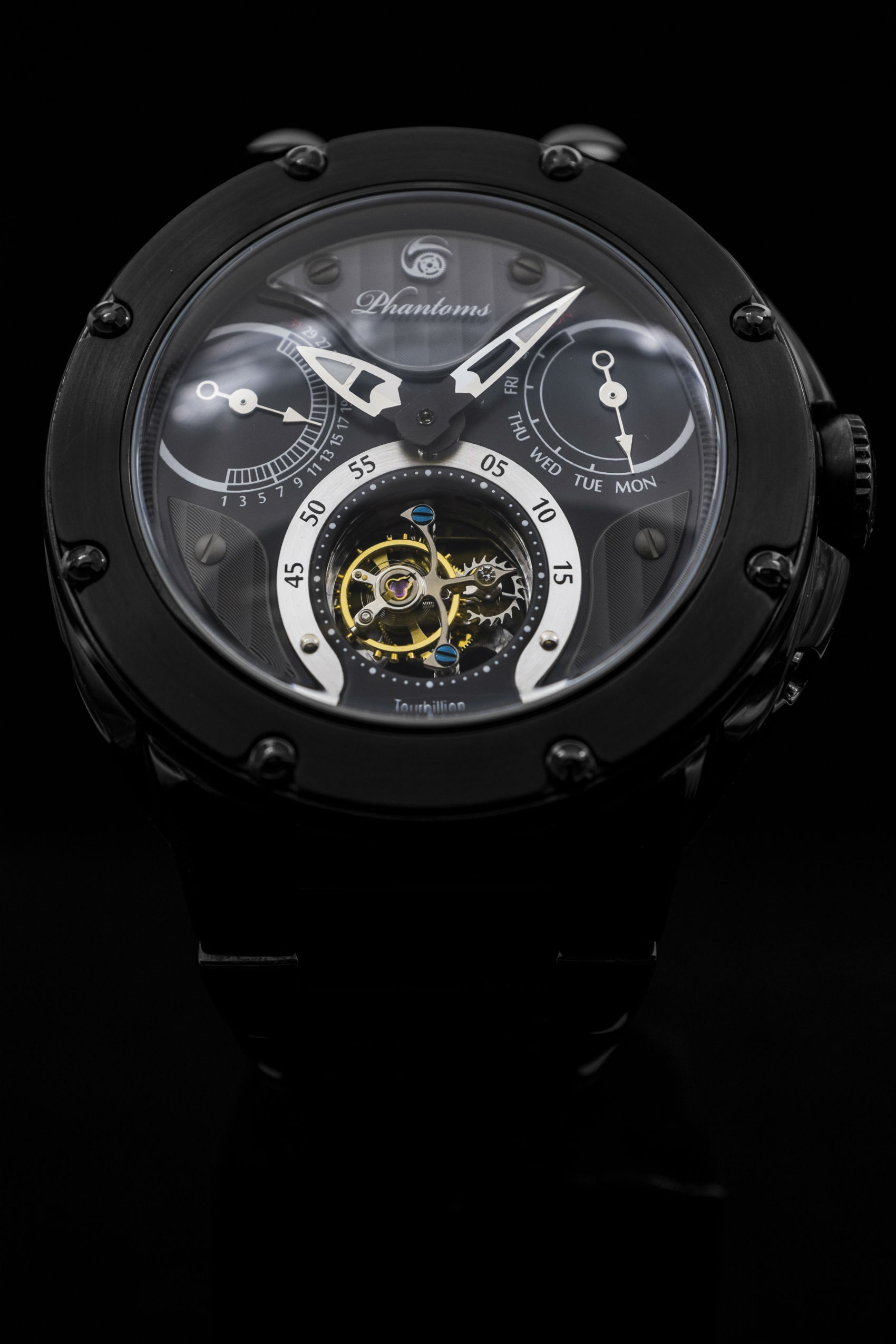 Phantoms Tourbillon Watch Brand, The World's First Mechanical Soul. Men and Women Luxury Elegant Sporty Watches Collection. Based In Hong Kong, Chinese Watch Making At its Finest.
