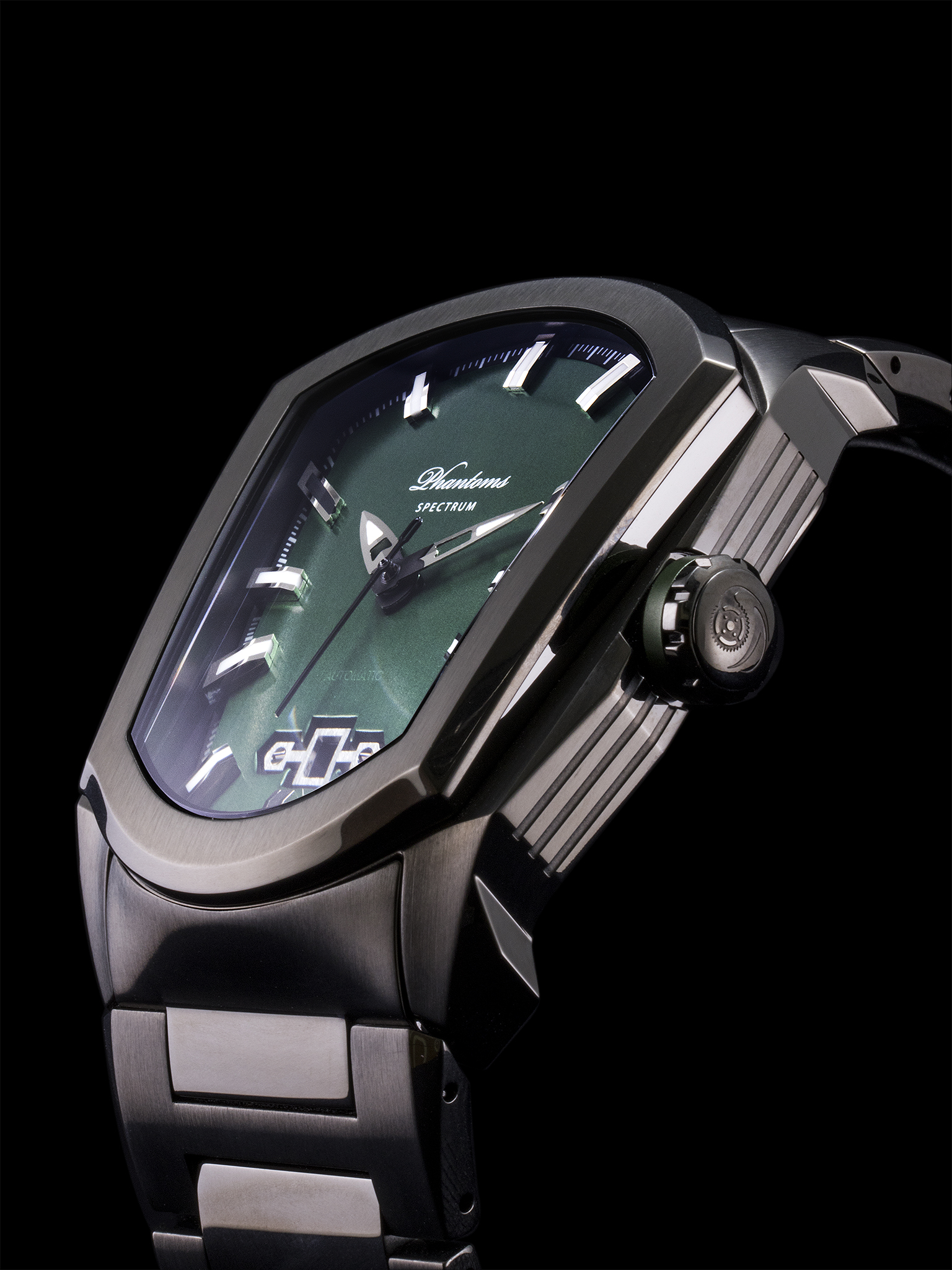 Phantoms Automatic Watch Spectrum Swiss Made Watch
