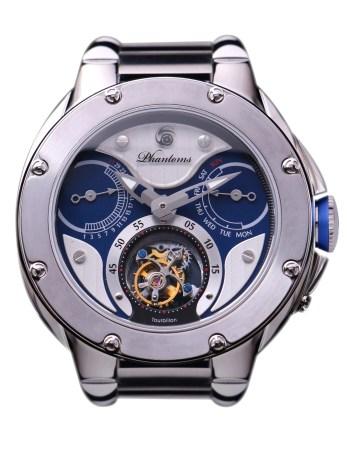 Phantoms Lab - Futuristic Luxury Sporty Tourbillon Wrist Watch