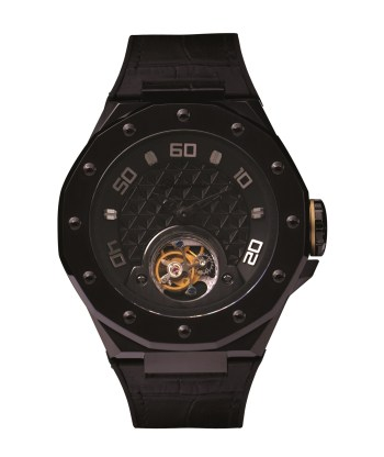 Phantoms Dark Matter Shield Flying Tourbillon Mechanical Watch