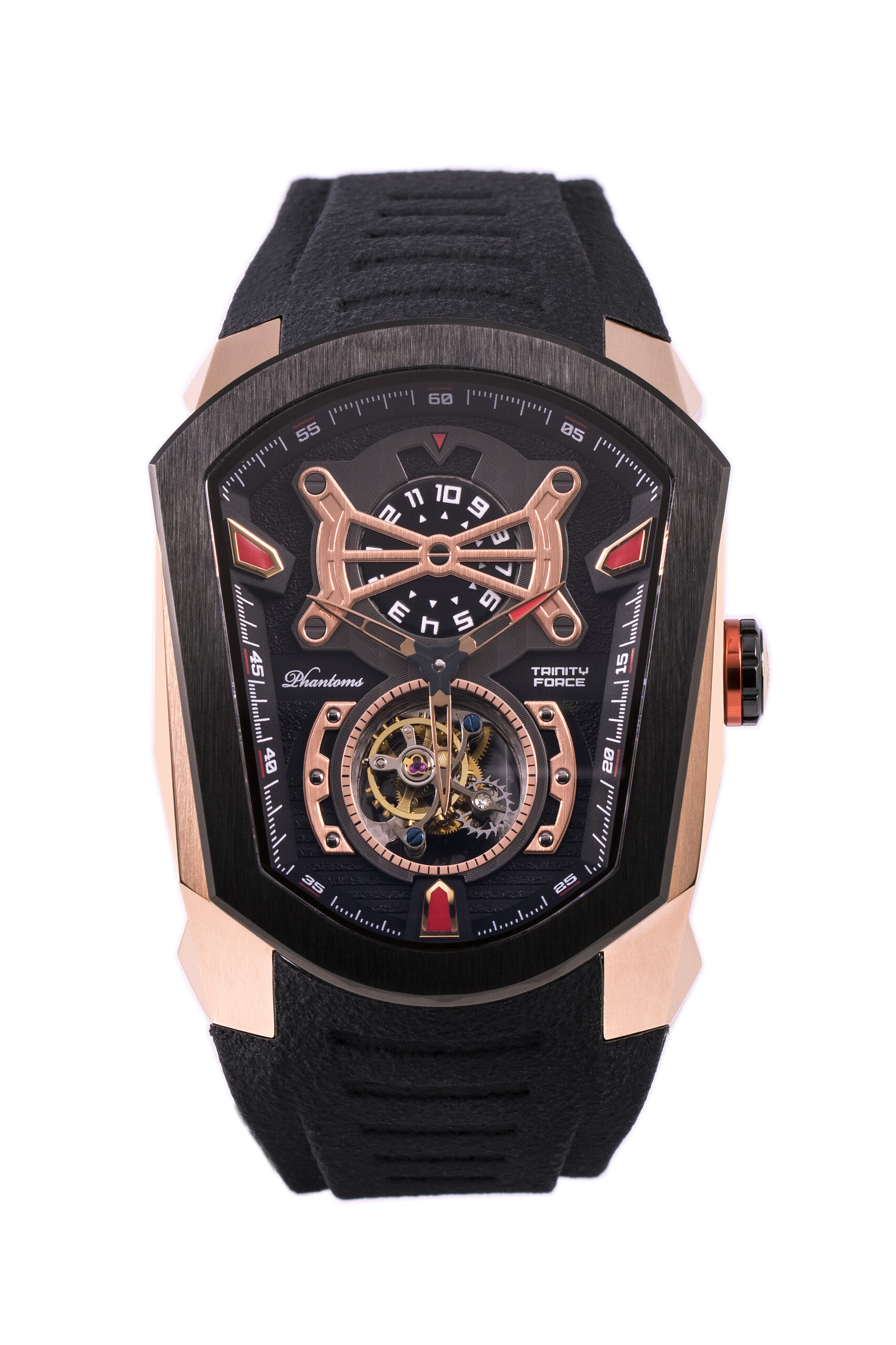 Phantoms Trinity Force Mechanical Flying Tourbillon