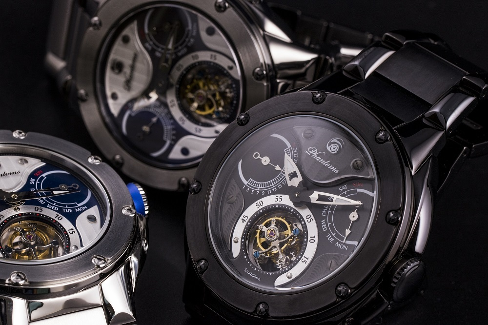 Phantoms Soul Series Tourbillon Mechanical Watch 666