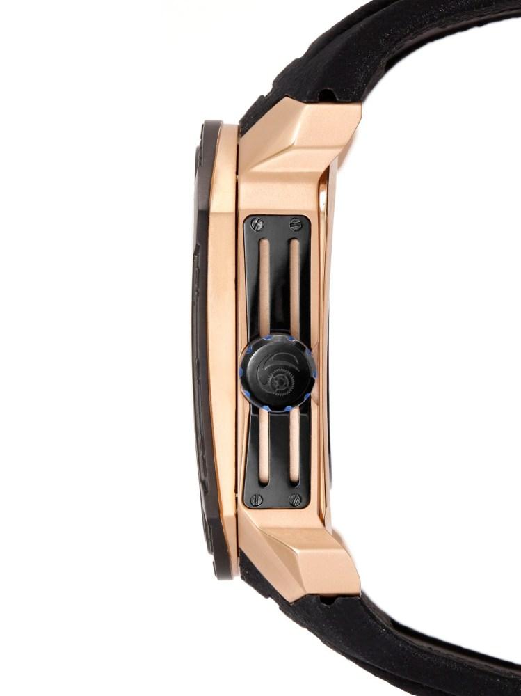 Royal Blade Futuristic Mechanical Skeleton Watch