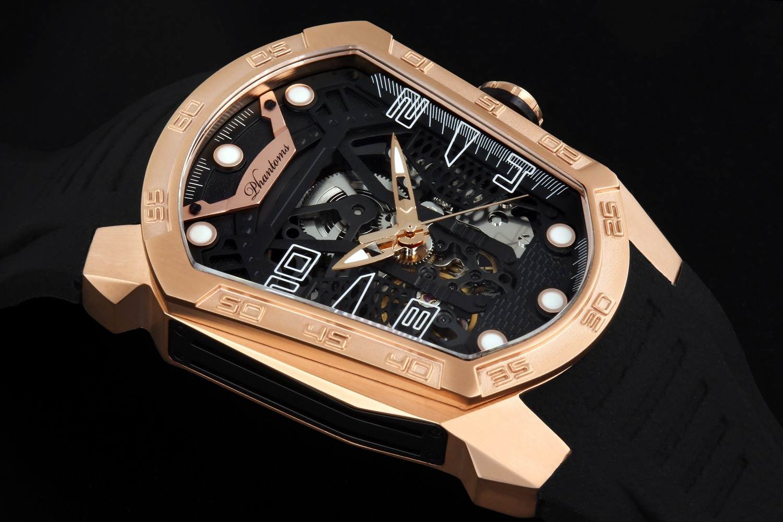 Phantoms Kings Blade Series Automatic Mechanical Watch PHTW305-01