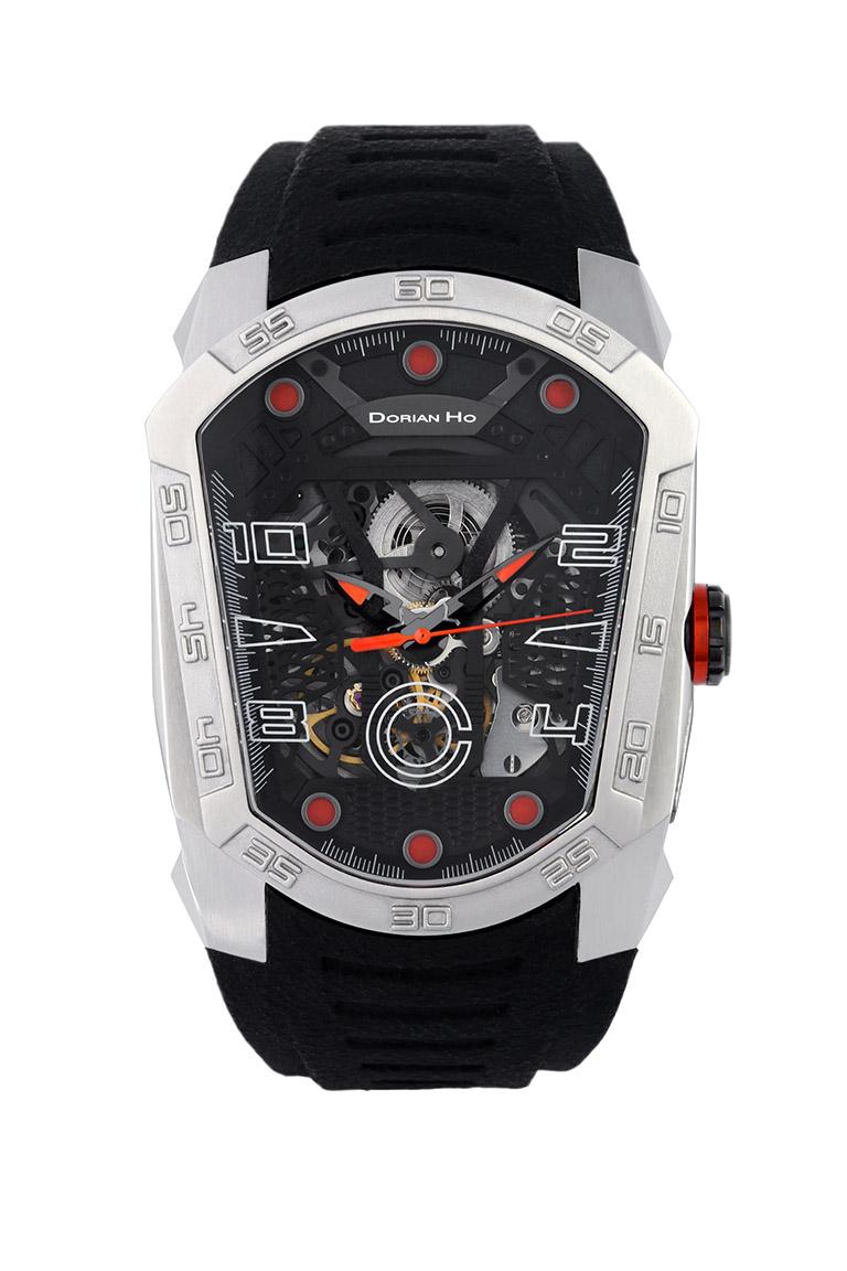 cyborg justice league dorian ho collection phantoms collaboration super hero automatic mechanical watch
