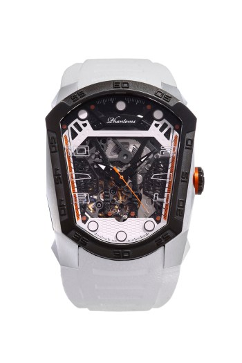 PHTW314-01 Ghost Blade Phantoms Watch Automatic Mechanical Watch Time Coffin